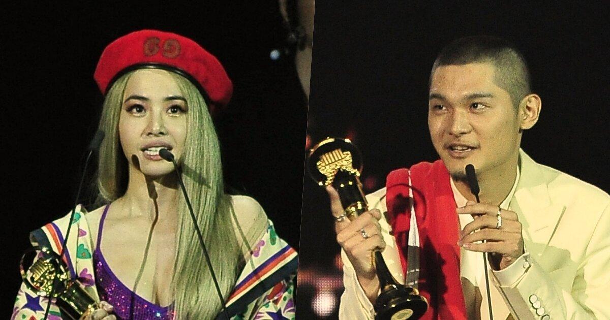 蔡依林飲恨歌后淚奪「年度歌曲」「年度專輯」兩大獎,金曲歌王Leo王!