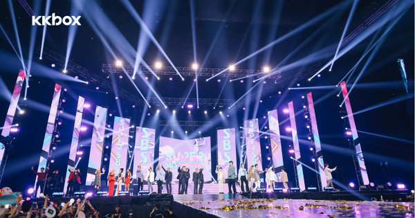 「SBS SUPER CONCERT」登陸香港    特別舞台唱中文歌驚喜連連
