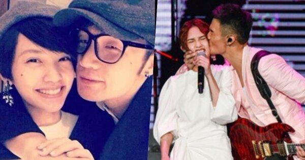 有一种爱情叫杨丞琳和李荣浩!5首歌回顾两人的罗曼史