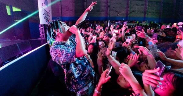 首爾直擊!87位饒舌歌手總出動 CP值超高的嘻哈音樂祭 NBA BUZZER BEAT FESTIVAL 2019