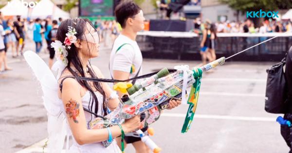 首爾直擊!讓觀眾與國際巨星一同濕身的音樂派對「WATERBOMB FESTIVAL 2019」