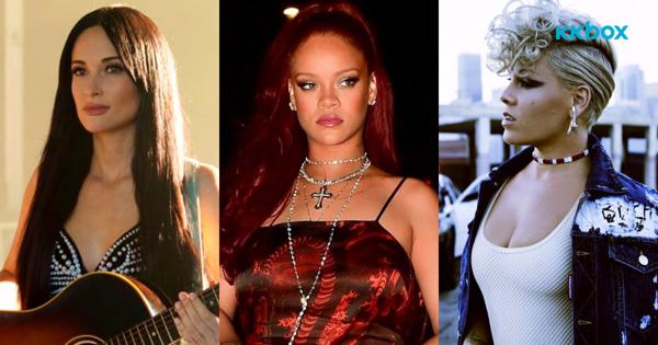 群星指責!美國爆發大規模槍擊案 Rihanna:「AK-47竟然比VISA還容易到手」