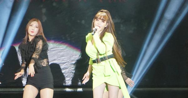 朴春回來了!熱唱2NE1組曲嗨翻台北 特製珍奶獻粉絲