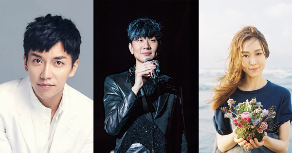 Upcoming Concerts in Singapore: Lee Seung Gi, JJ Lin, FanFan, EXO & More