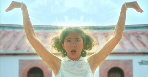 9m88〈最高品質靜悄悄〉MV打造成復古武俠片 網友:「這絕對有吸!」