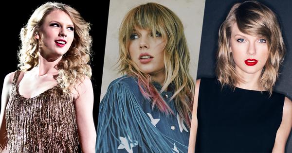 泰勒絲新專輯《Lover》發行倒數!3張歌單回顧她的鄉村、流行與內心世界