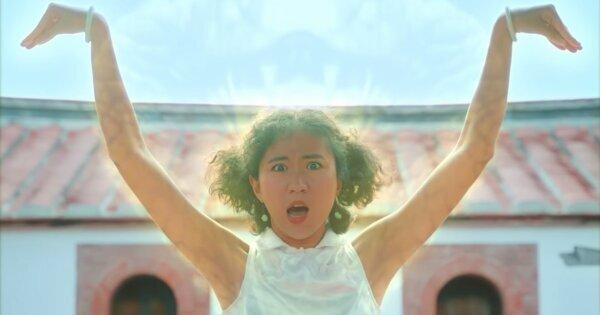 "9m88〈最高品质静悄悄〉MV打造成复古武侠片 网友:""这绝对有戏!"""