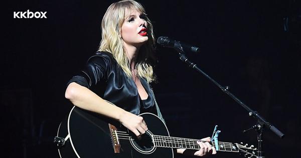 現場直擊/Taylor Swift零距離唱「愛」:City Of Lover巴黎迷你演唱會