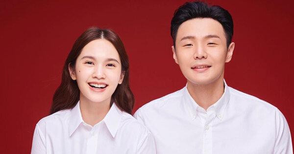 杨丞琳、李荣浩结婚啦!甜晒领证照 网兴奋喊:这就是〈理想情人〉