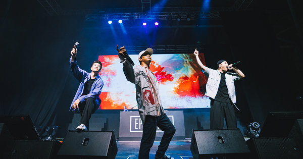 Epik High in SG: The Poets of K-Rap Focus On Their Fans & Music