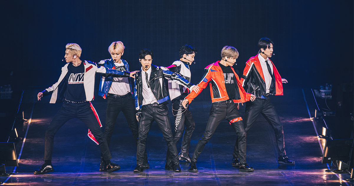 EXO Slays As A Sextet In Singapore Show