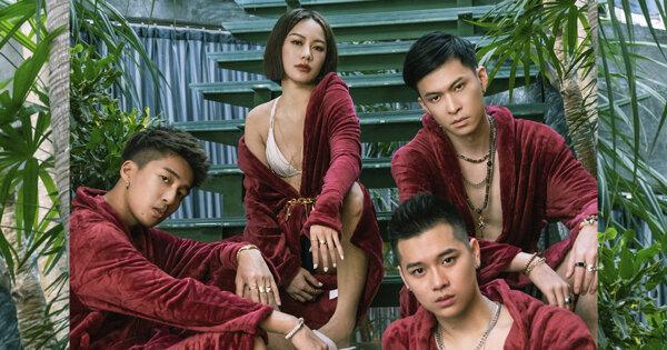 CHING G SQUAD 新歌MV玩水大露好身材 婁峻碩:拍到狂吐