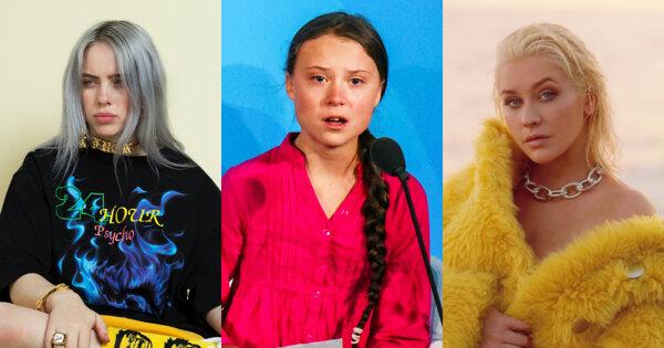 16歲環保鬥士Greta Thunberg演說撼動人心!怪奇比莉、克莉絲汀紛紛支持響應