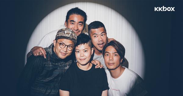 KK專訪/林二汶 X RubberBand 以音樂陪伴每顆心