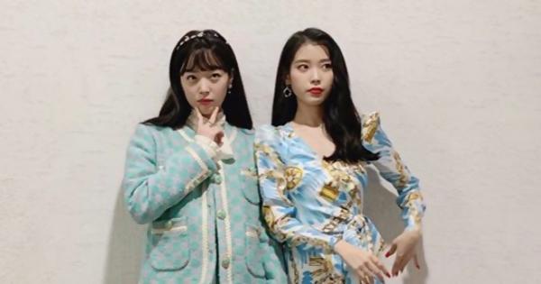 IU寫給雪莉的歌曲〈桃子〉逆行榜單 Amber取消美行程奔回韓國弔唁