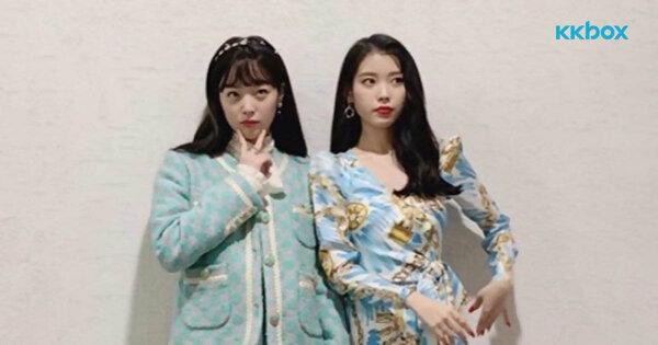 IU寫給SULLI的歌〈桃子〉逆行上榜 Amber取消美行程趕回韓國弔唁