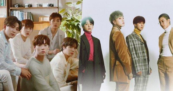 K-POP 10 月回归整理:NU'EST、WINNER、MONSTA X 都要发片了!