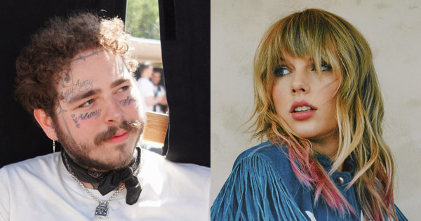 American Music Awards 入围名单揭晓!Post Malone 入围 7 项大赢家 Taylor Swift 有望破历史得奖纪录