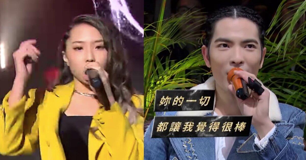 【聲林2】李艾薇對上《天籟》冠軍耿斯漢 大秀嘶吼高音被讚:女版蕭敬騰