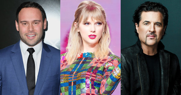 Taylor Swift 遭禁止唱自己的歌!网友发起连署声援 #IStandWithTaylor