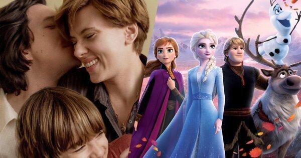 金球奖入围揭晓!《Marriage Story》6项大赢家《Frozen 2》将与 Taylor Swift、Beyonce 厮杀电影歌曲奖