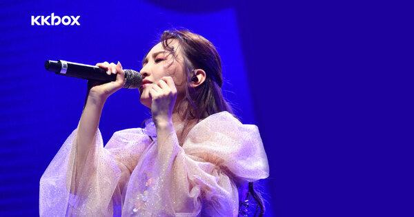 「林欣彤MAG IN THE MIRROR演唱會」歌唱靈魂 懸崖開花 一夜重光