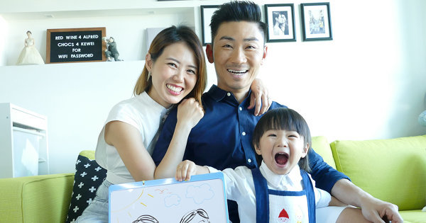 Singers Tay Kewei & Alfred Sim Expecting Baby No. 2, Release New Song For Firstborn Mo Mo