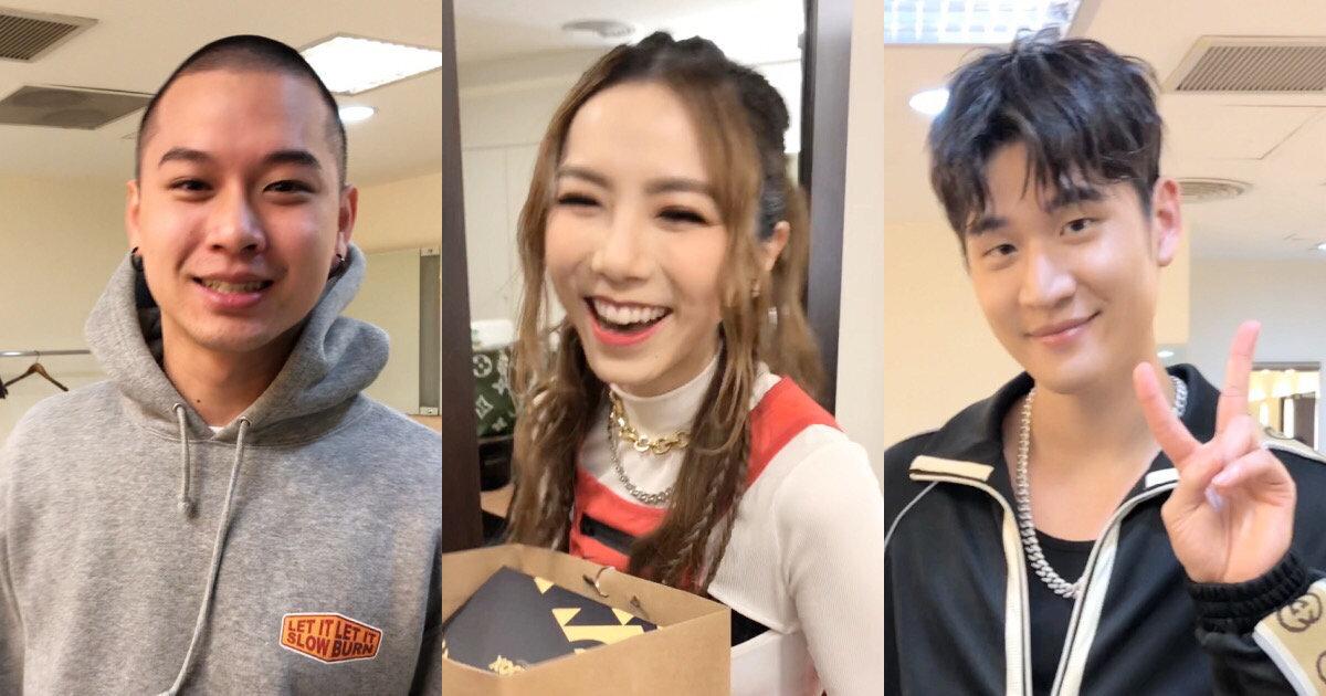 【第15屆KKBOX風雲榜】風雲榜突擊隊!直擊那些舞台下的的超爆笑瞬間