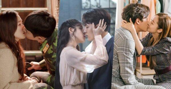 这样也能 KISS?辣炒年糕之吻、突袭之吻 盘点5个韩剧过目不忘的亲亲 💋