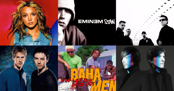[The Great Rewind] International Hits From Year 2000