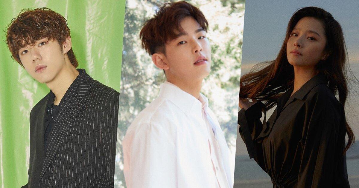 【歌比人紅:韓語篇】對不起!聽到你們5位的聲音我只想到韓劇OST