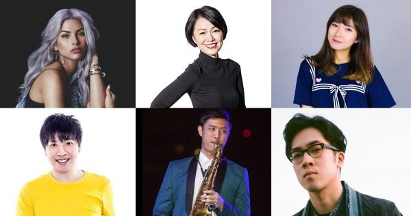 Your Guide To #StayHome Livestream: Joanna Dong, Yokez, Charlie Lim, Tabitha Nauser & more