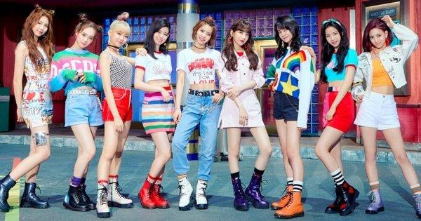 JYP與SONY合推新女團 NiziU 9名成員實力解析
