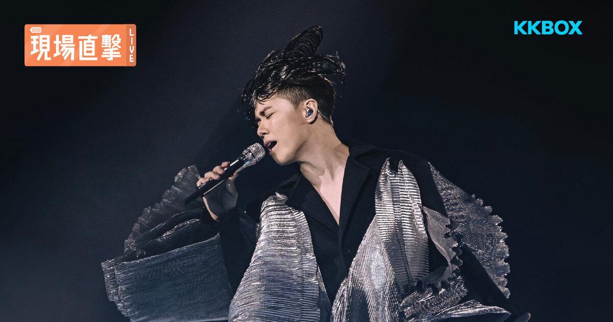 張敬軒×香港中樂團盛樂演唱會  盛樂奏動山水意境