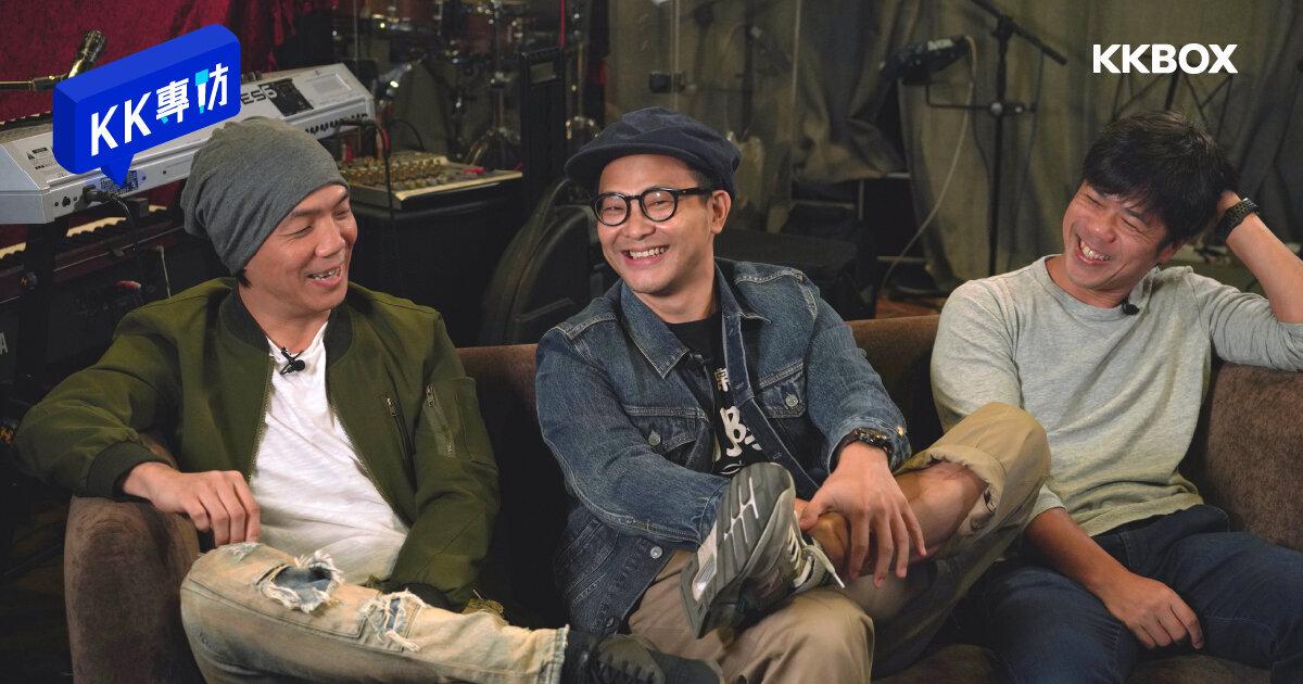 KK專訪/RubberBand《i》專輯:渺小卻偉大的我和你