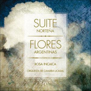 Rosa Incaica & Orquesta de Cámara UCASAL 歌手頭像