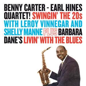 Benny Carter|Barbara Dane 歌手頭像
