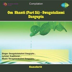 Swagatalakshmi Dasgupta 歌手頭像