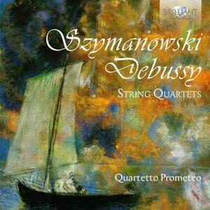 Quartetto Prometeo 歌手頭像