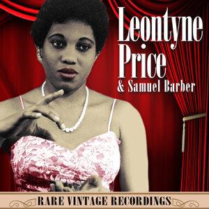 Leontyne Pryce & Samuel Barber 歌手頭像