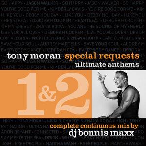 Tony Moran 歌手頭像