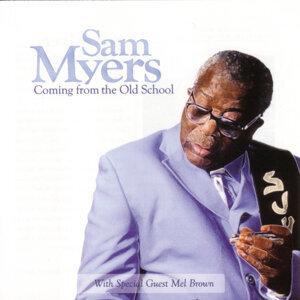 Sam Myers 歌手頭像