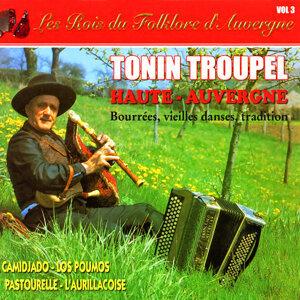 Tonin Troupel 歌手頭像