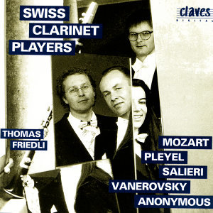 Swiss Clarinet Players