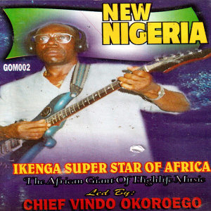 Ikenga Super Stars Of Africa 歌手頭像