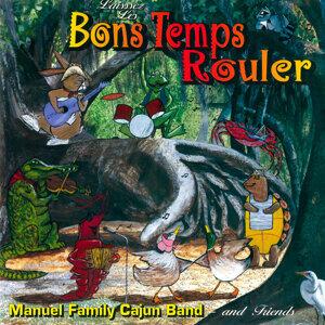 Manuel Family Cajun Band 歌手頭像