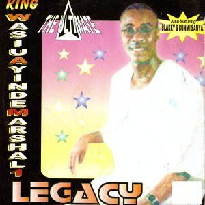 King Wasiu Ayinde Marshal 1 歌手頭像