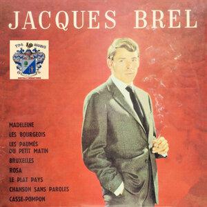 Jaques Brel 歌手頭像