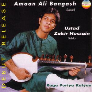 Amaan Ali Bangash 歌手頭像
