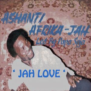 Ashanti Afrika Jah 歌手頭像